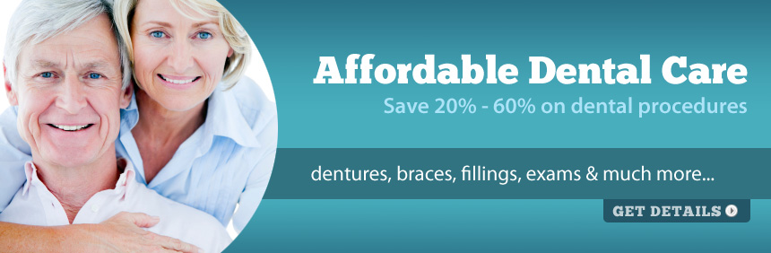 Affordable Dental Plans