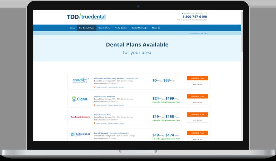 Great dental plans