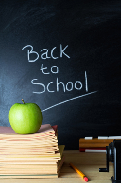 back to school dental care